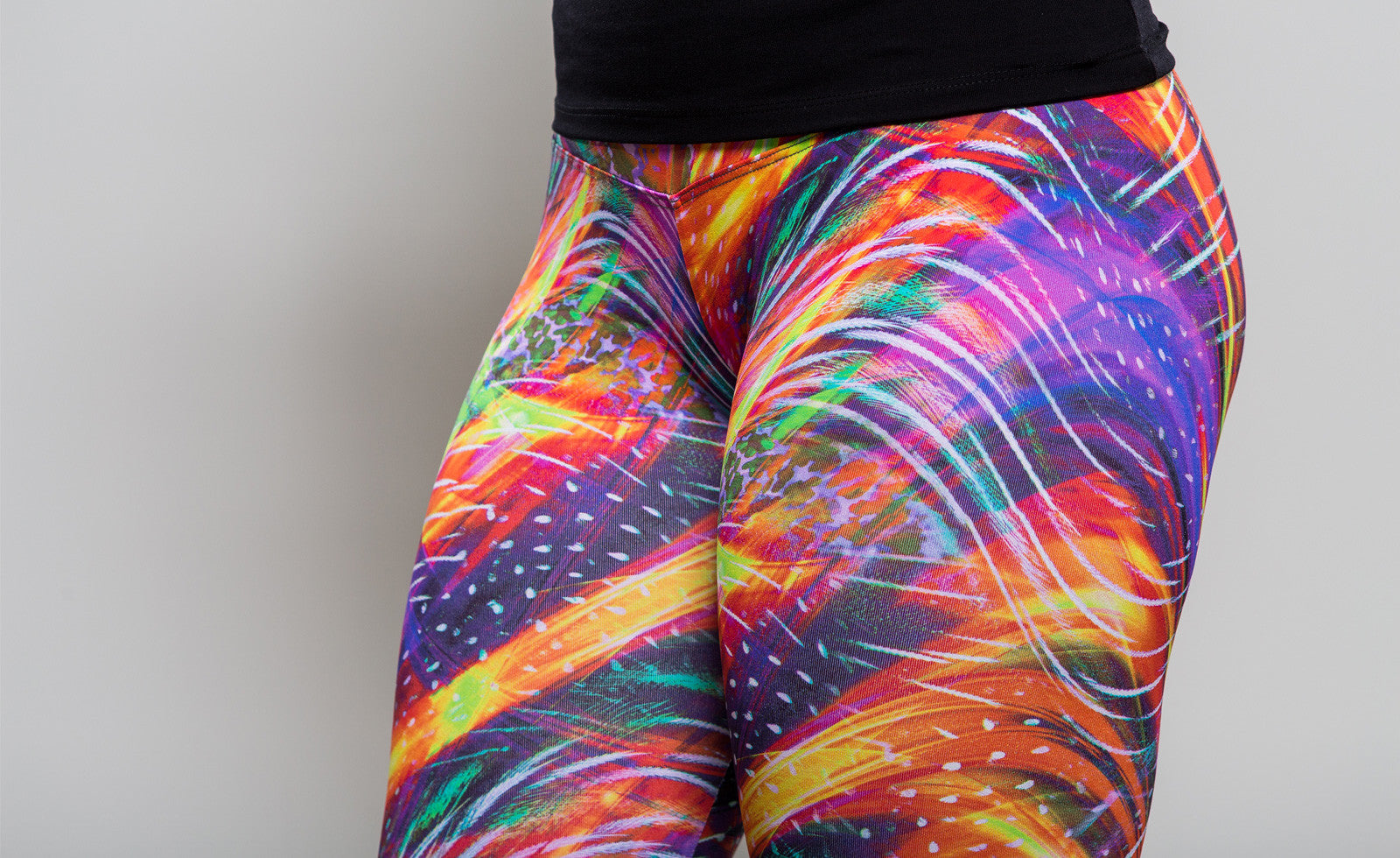 Legging Supplex Bird of Paradise