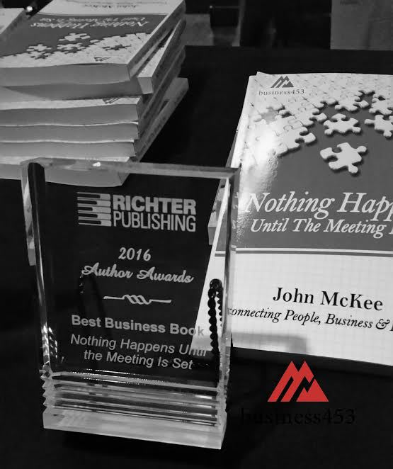 Entrepreneur 2 Author a Richter Publishing Article