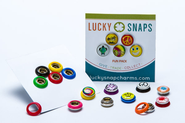 Lucky Snaps Charm Five Pack