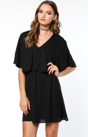 "Black ""Veronica"" Dress"