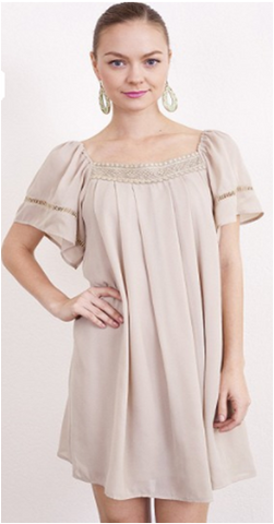 Southern Bell Shift Dress