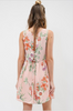 "Light Pink Floral ""Maddie"" Dress"