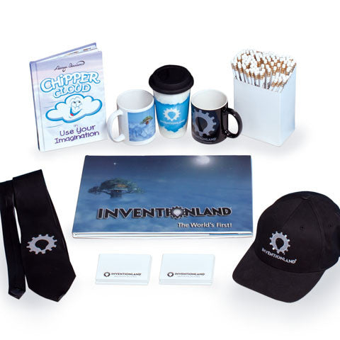Storytelling - Inventionland Merchandise, Clothing