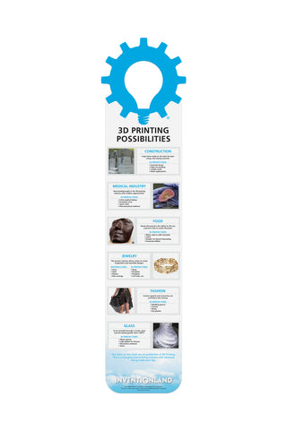 3D Printing - Printing Possibilities MakerChart™