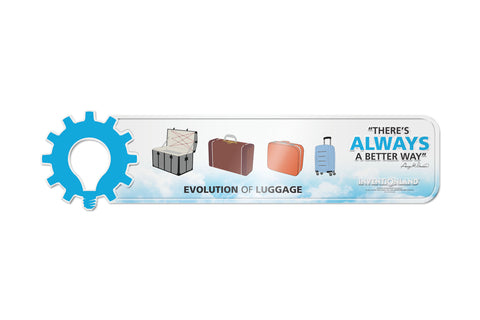 The Evolution of Luggage