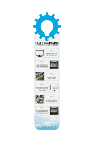 Laser Engraving How to Apply Graphics MakerChart™
