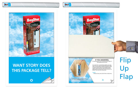 What Story Does This Package Tell: BagStor
