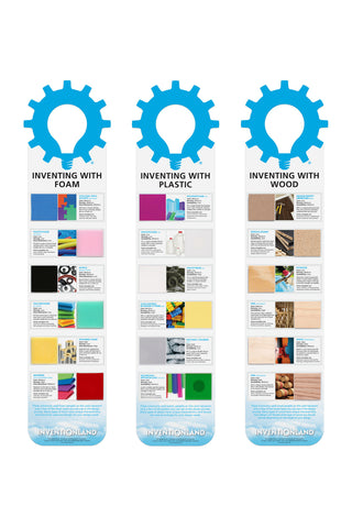 Inventing with... Info Charts (Set of 3)