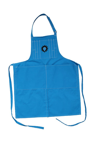 Maker Apron, Black Logo