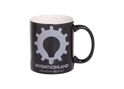 Inventionland Coffee Mug, Black