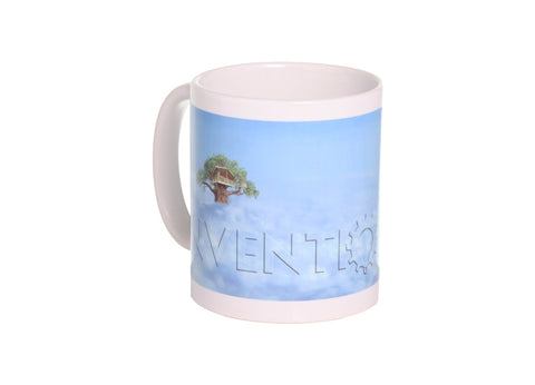 Inventionland Coffee Mug, Blue