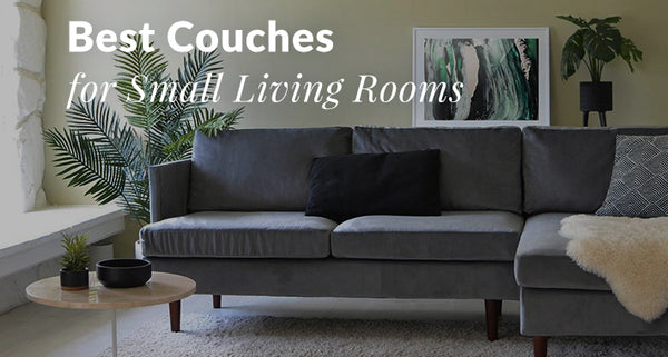 The 10 Best Couches for Small Living Rooms