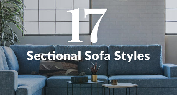 17 Sectional Sofa Designs You'll Love
