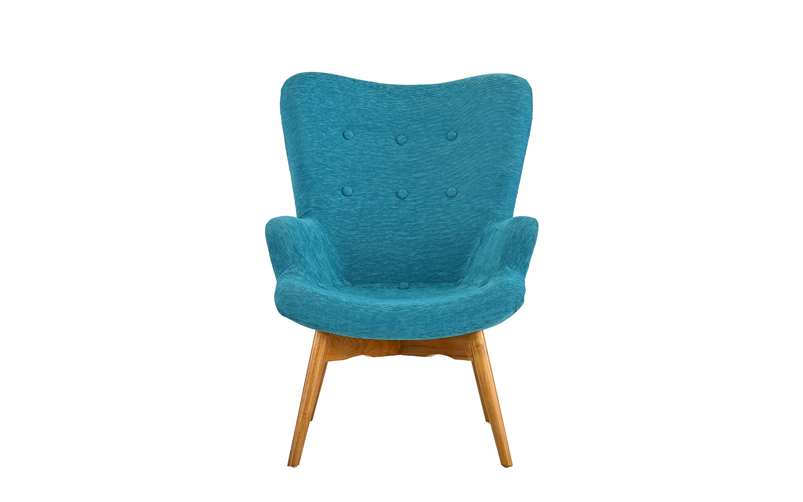 Fabric Chair Buttons  Blue Image