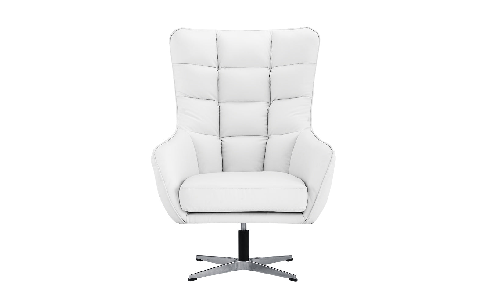 Faux Leather Executive Swivel Chair Image