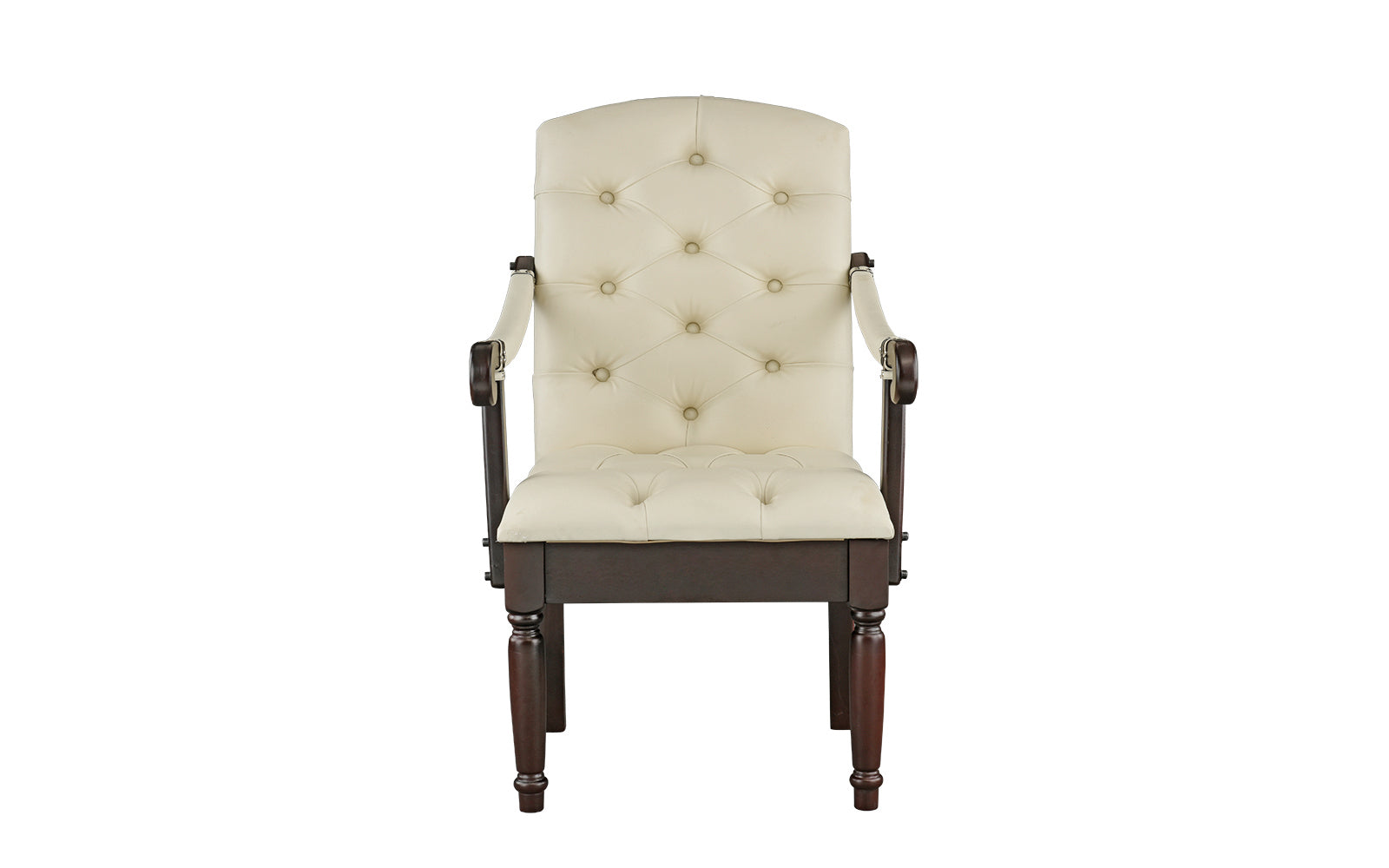 Chester Faux Leather Upholstered Dining Chair