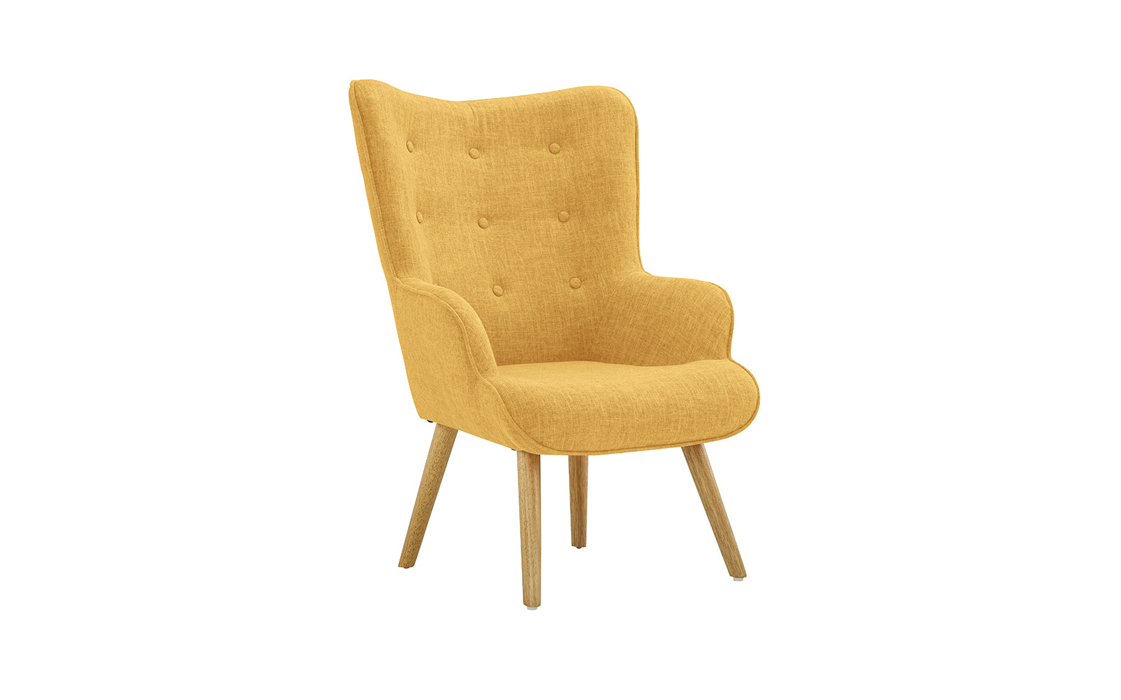 Enzo Modern Tufted Living Room Accent Chair