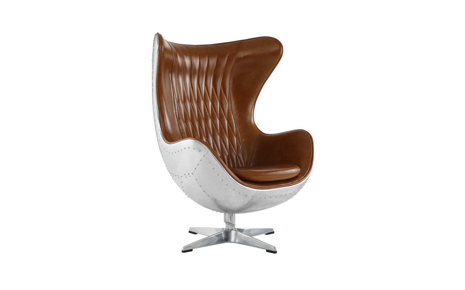 Leather Egg Chair Image