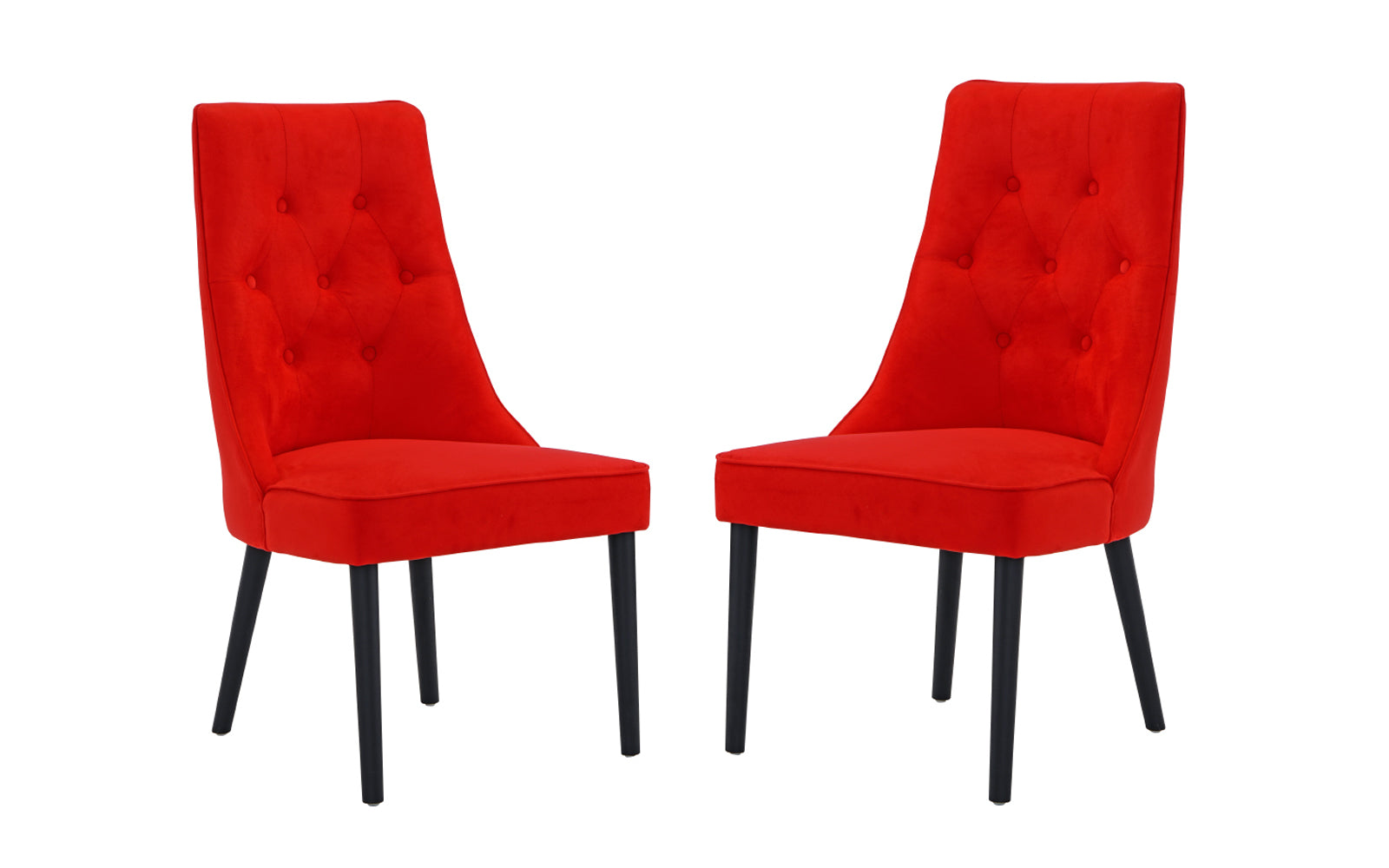 Microfiber Revival Dining Chairs Image