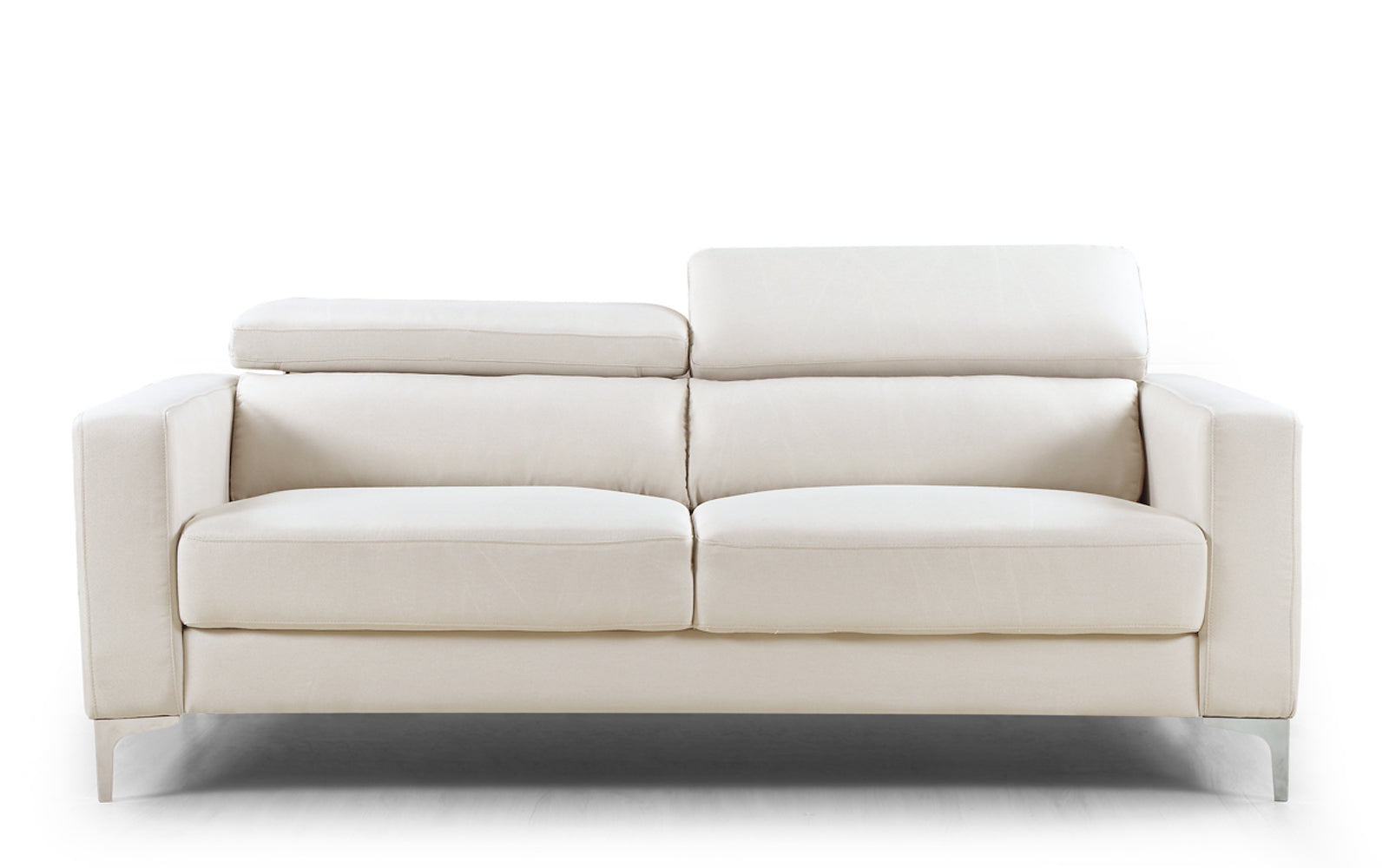 Wave Linen Upholstered Sofa Image