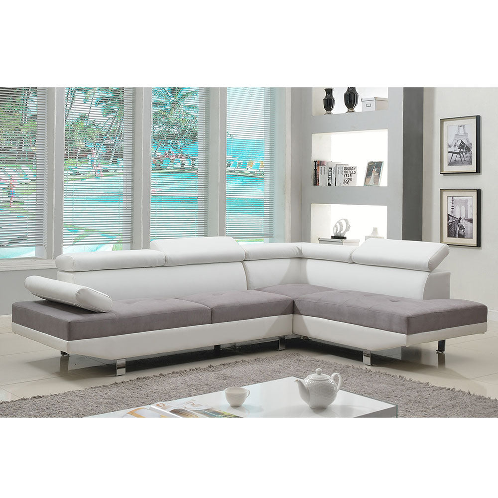 Sectional Right Chaise Lounge Image
