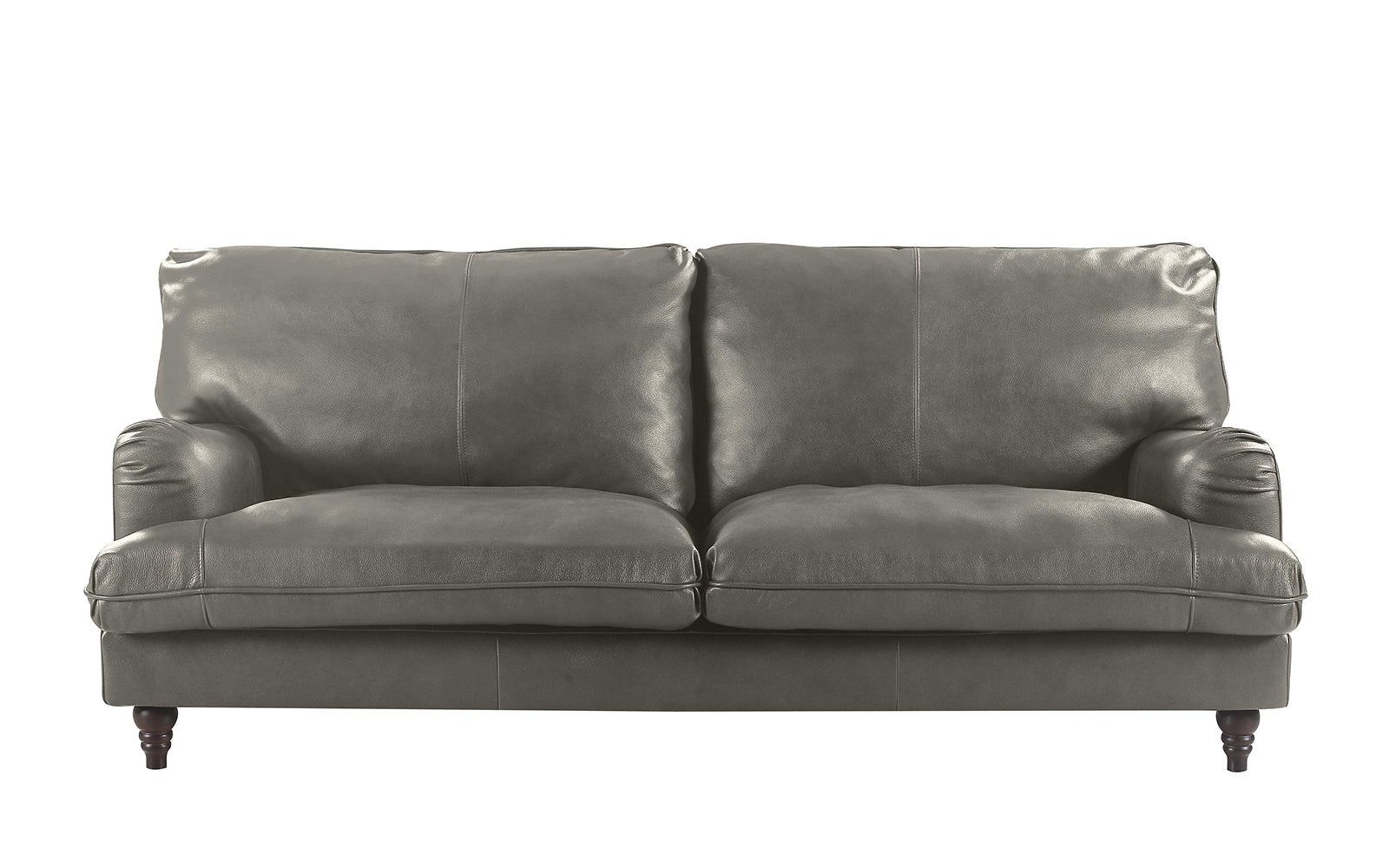 Top Grain Leather Sofa Image