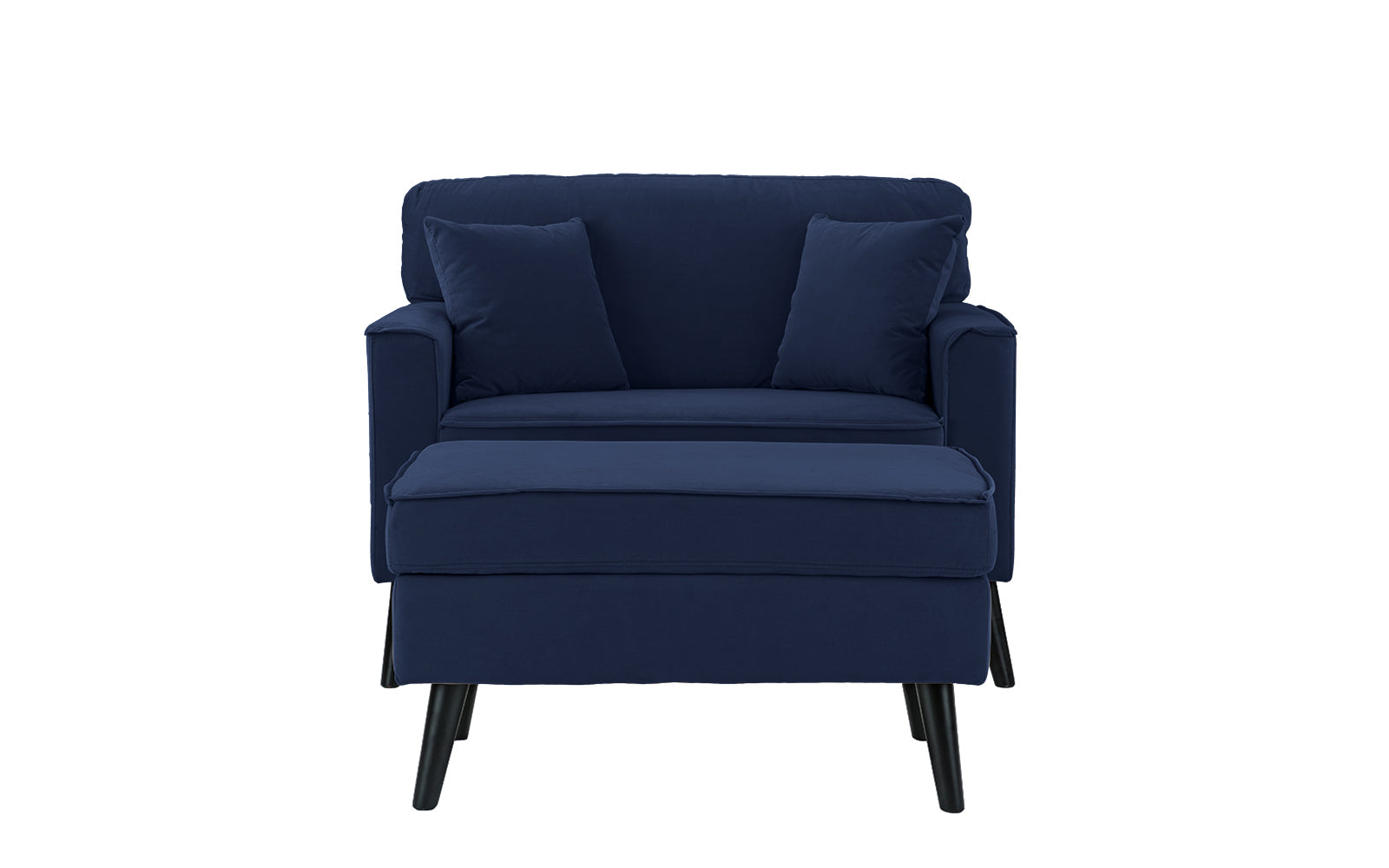 Wide Chair Footrest Image