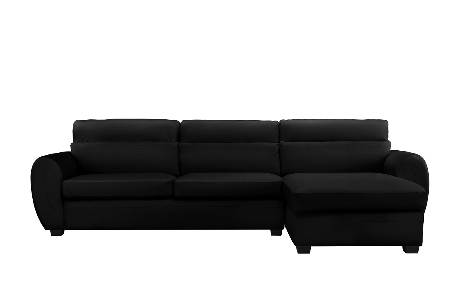 Leather Sectional Sofa Chaise Image