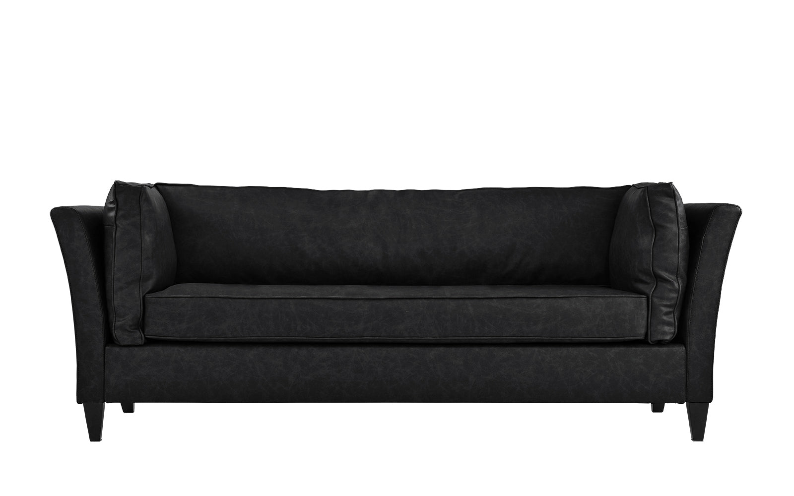 How long bonded leather sofa last for How long is a loveseat