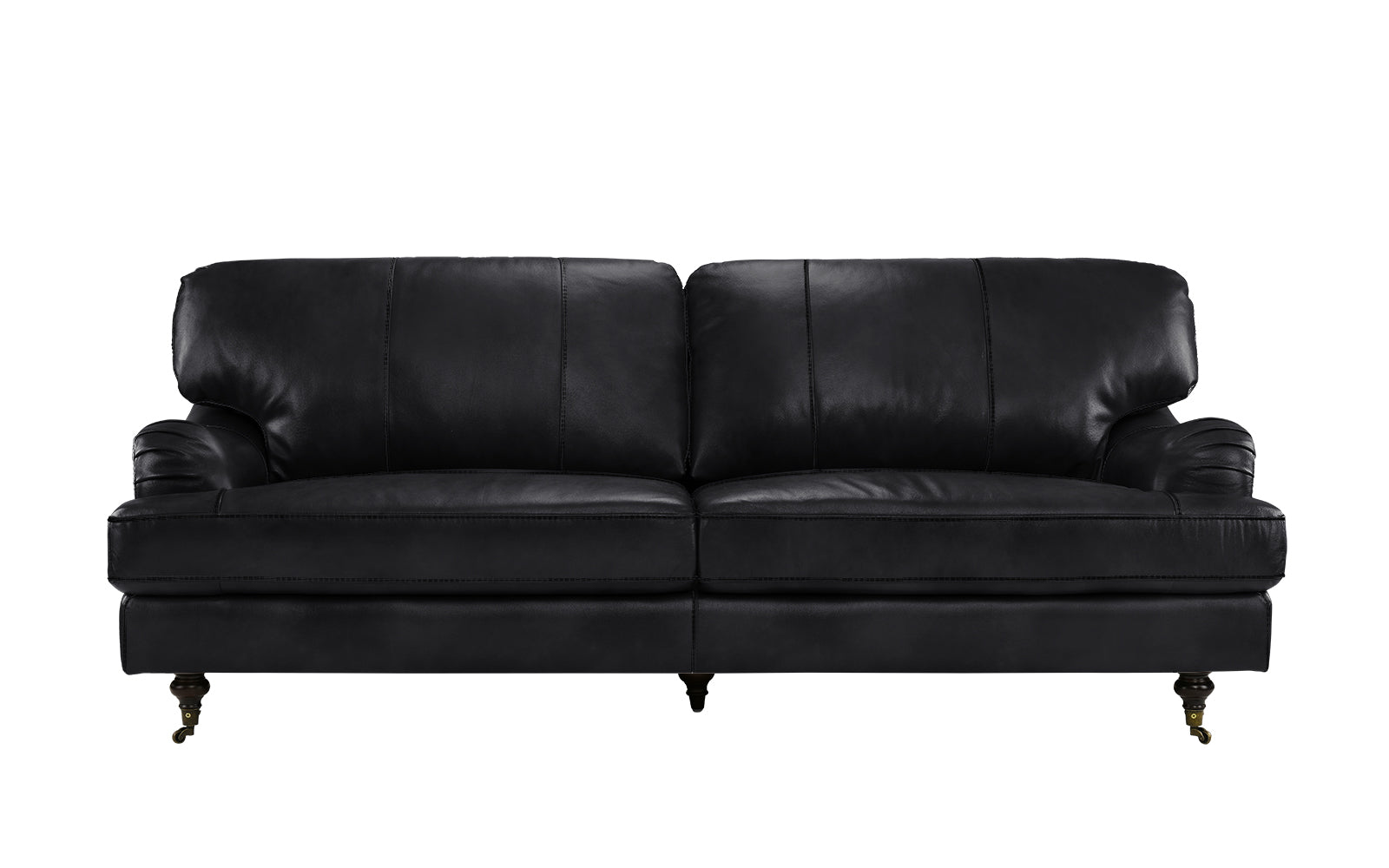 Angelo Traditional Real Leather Sofa