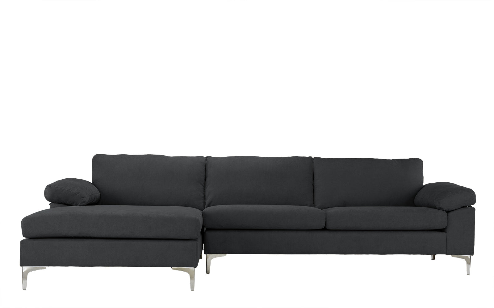 Linen Large Sectional Sofa Image