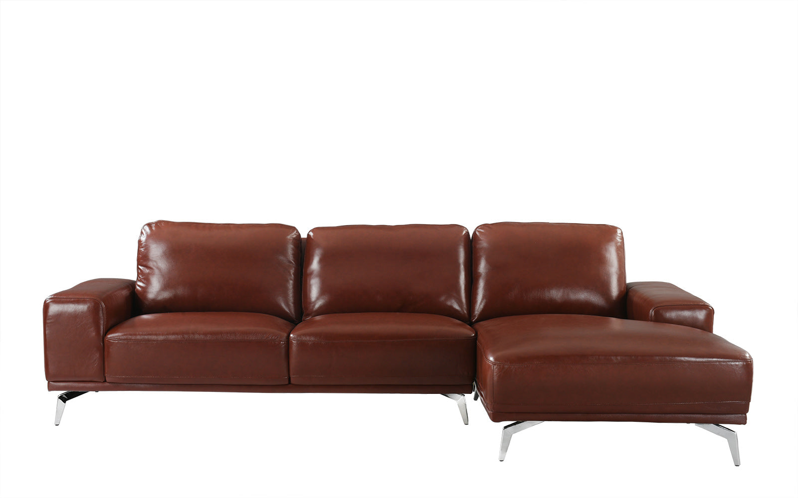 L Shape Sectional Sofa Right Chaise Image