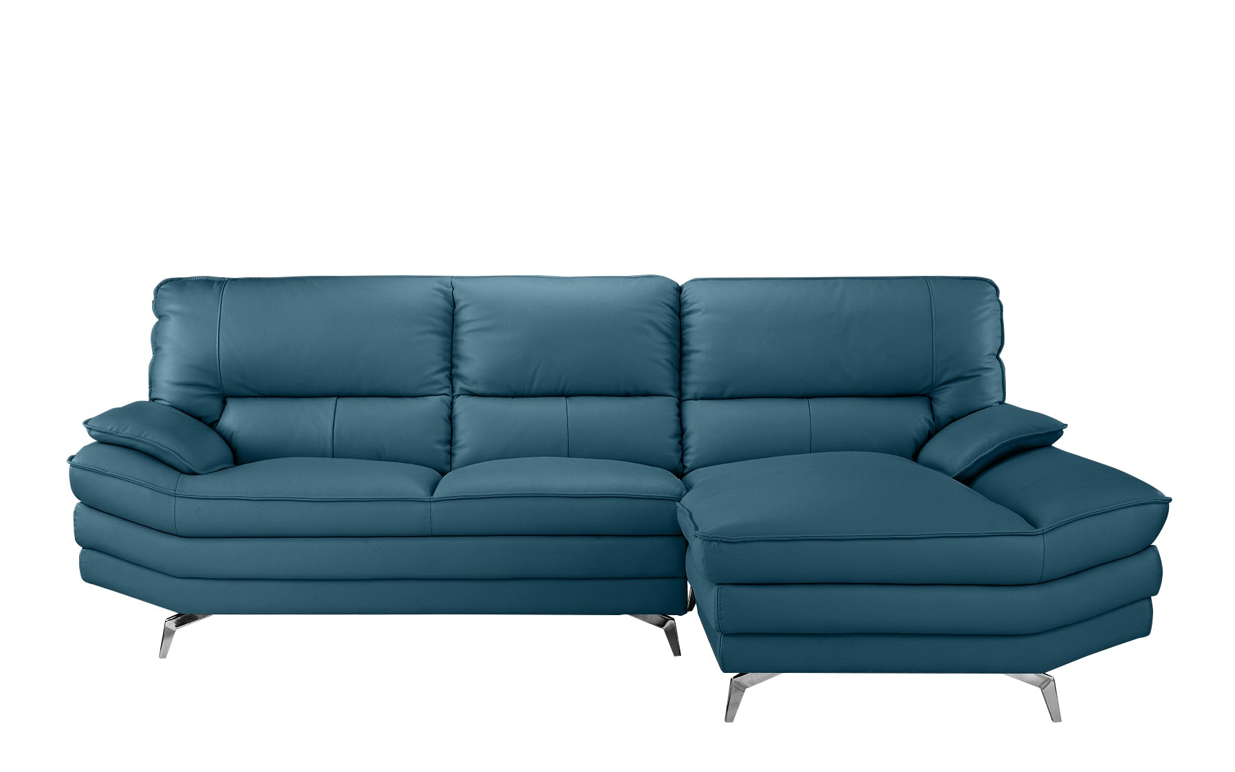 Leather Sectional Sofa Image