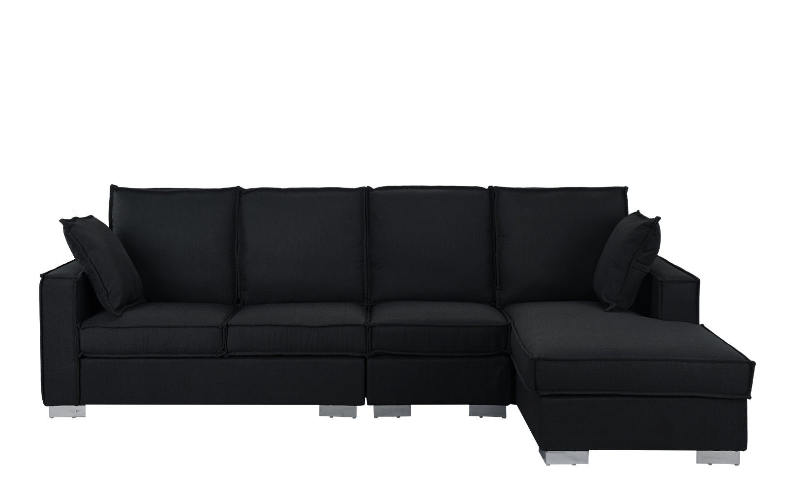 Enjoyable Arden L Shape Sectional Sofa Inzonedesignstudio Interior Chair Design Inzonedesignstudiocom