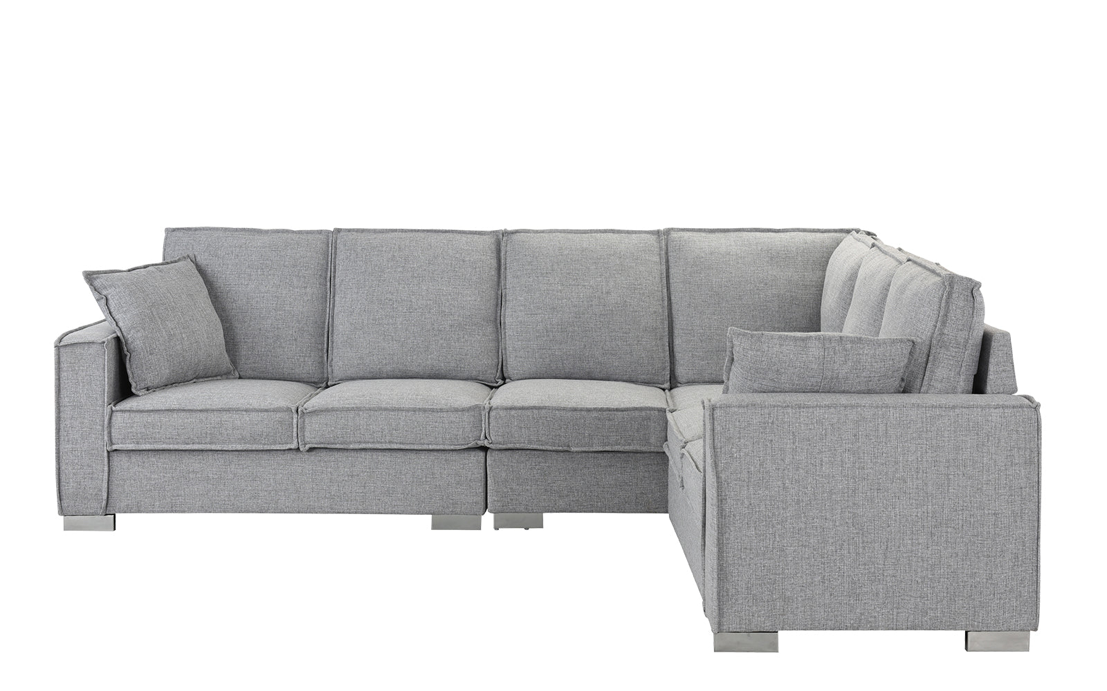Seat Sectional Sofa Image