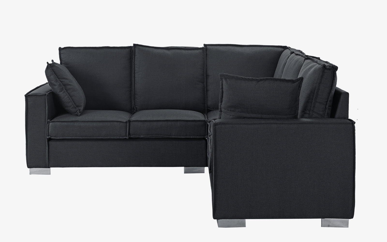Turia Modern L-Shape Sectional Sofa
