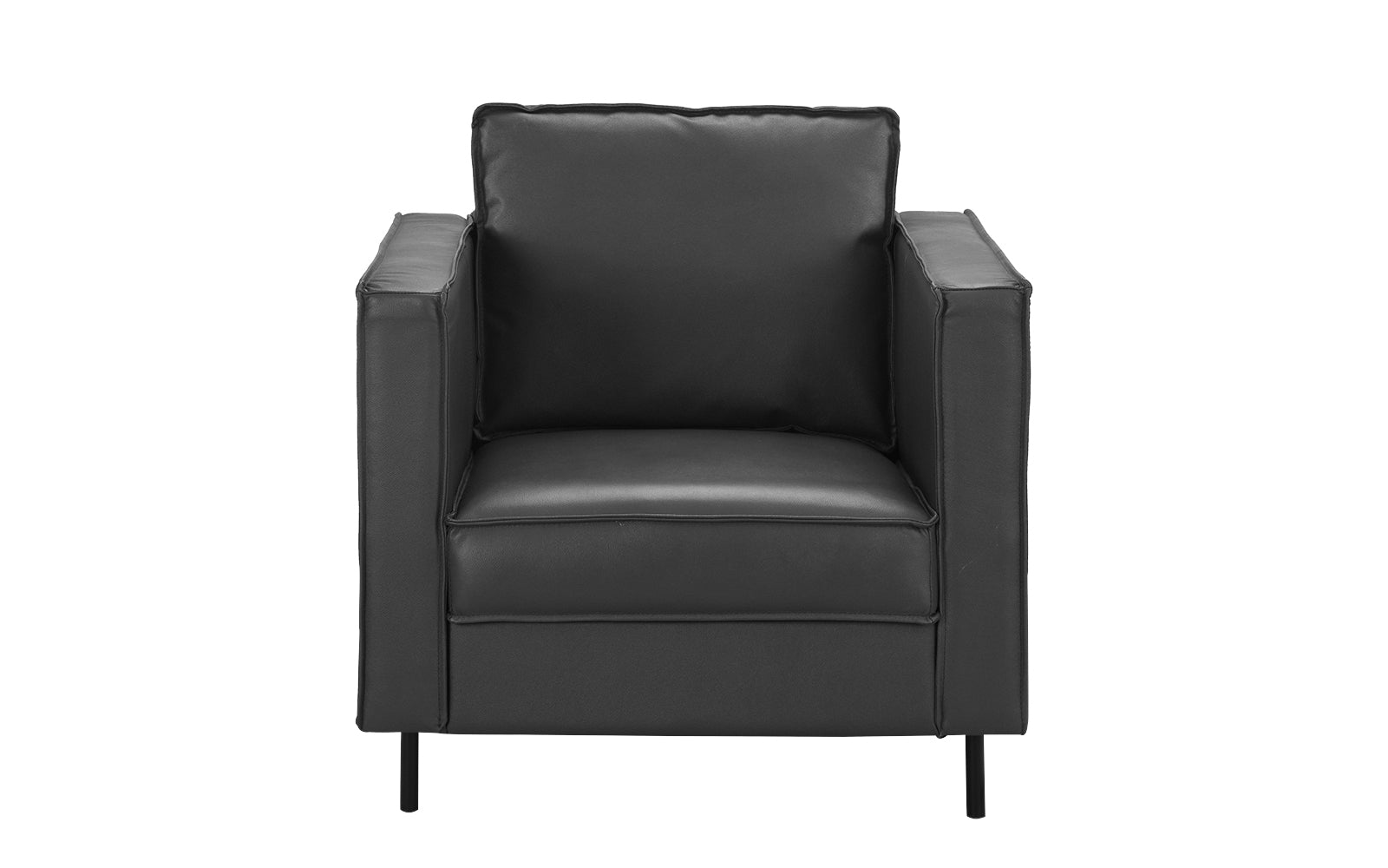 Leather Armchair Image