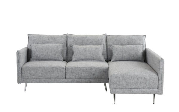Bowie Mid-Century Small Space Sectional