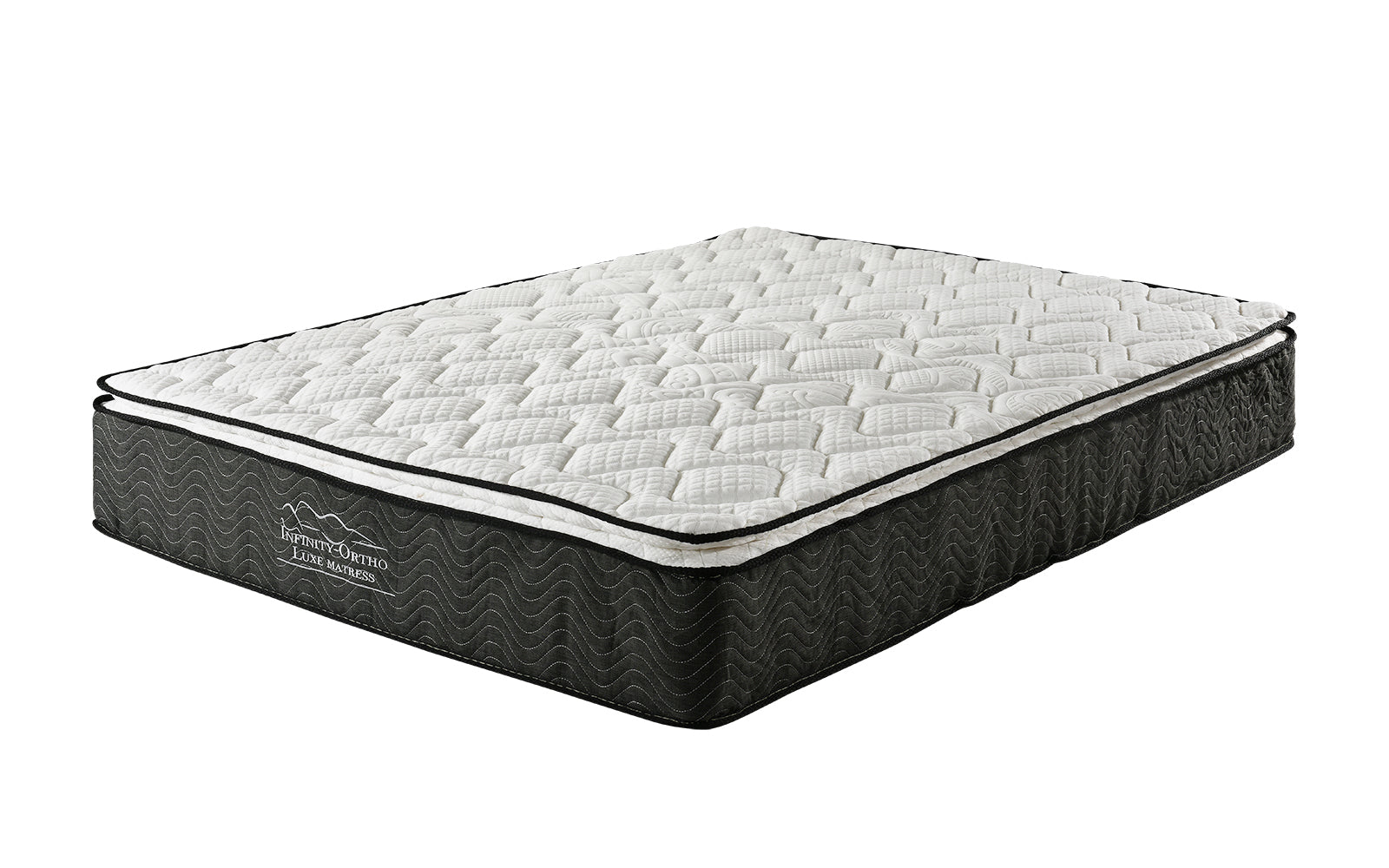 Foam Certified Pillow Top Mattress Image