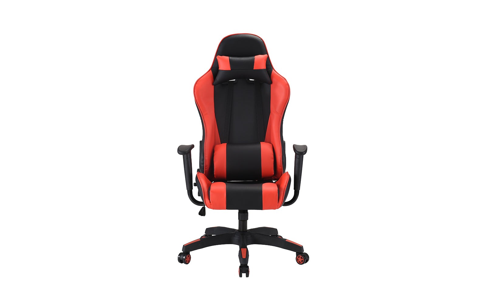 Leather Swivel Gaming Office Chair Image