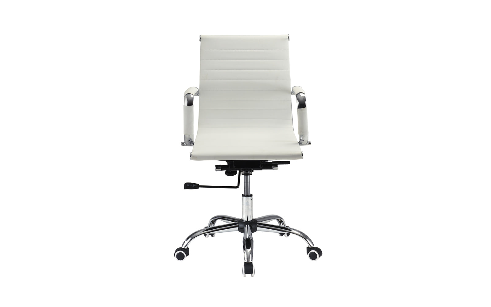 leather swivel office chair. Element Faux Leather Ergonomic Swivel Office Chair R
