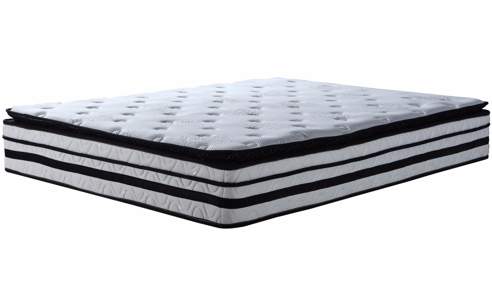 Air Hybrid Innerspring Gel Memory Foam Mattress Image