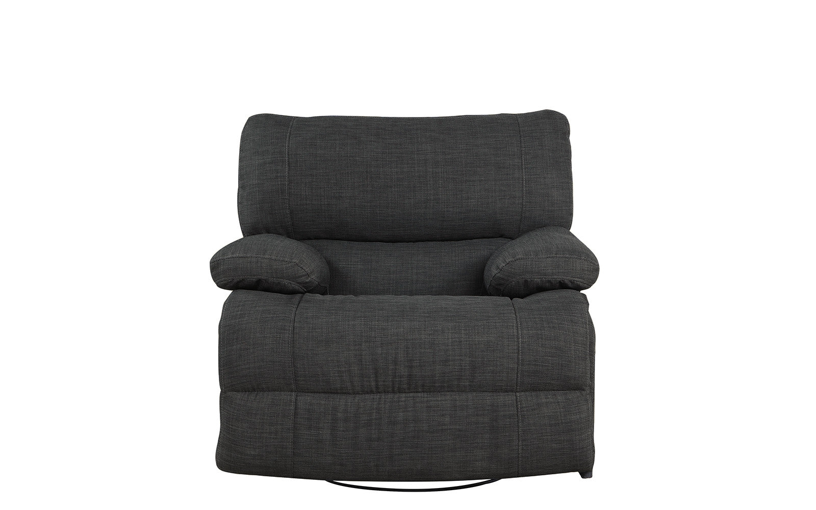 Athens traditional fabric recliner chair