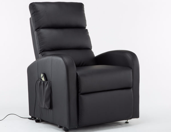 home products lift power lift recliner bonded leather chair
