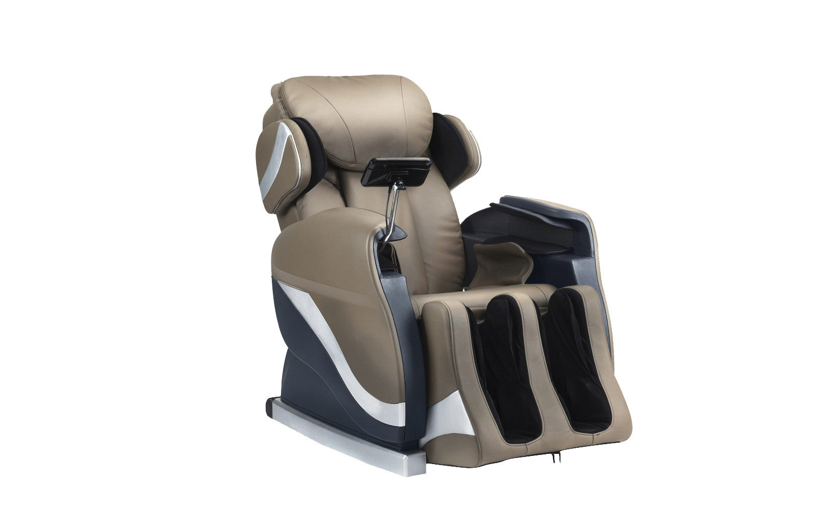 Full Body Leather Massage Recliner Image