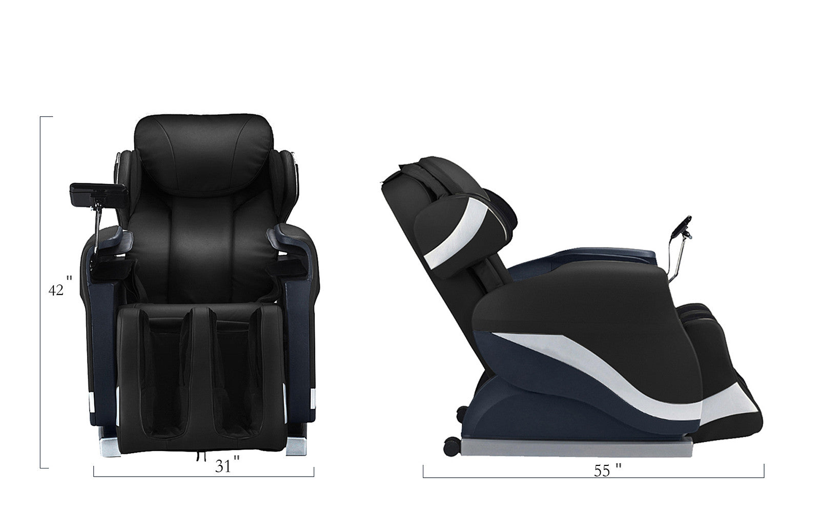 atlas zero gravity massage recliner