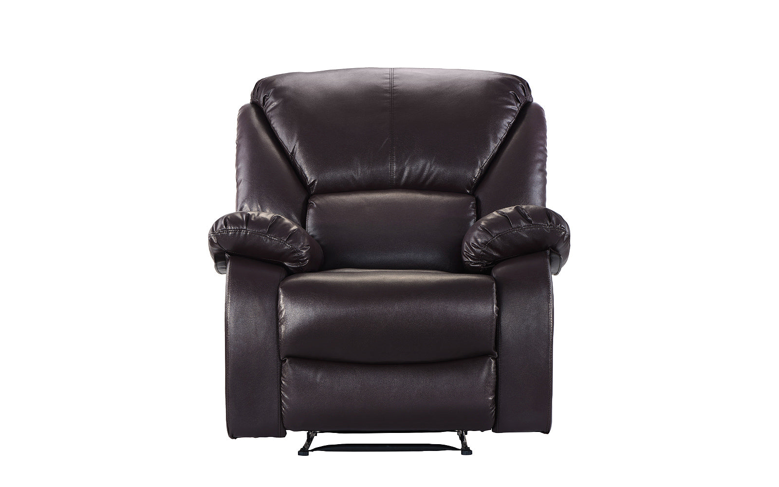 ... Bach Full Body Massage Recliner Chair Brown ...