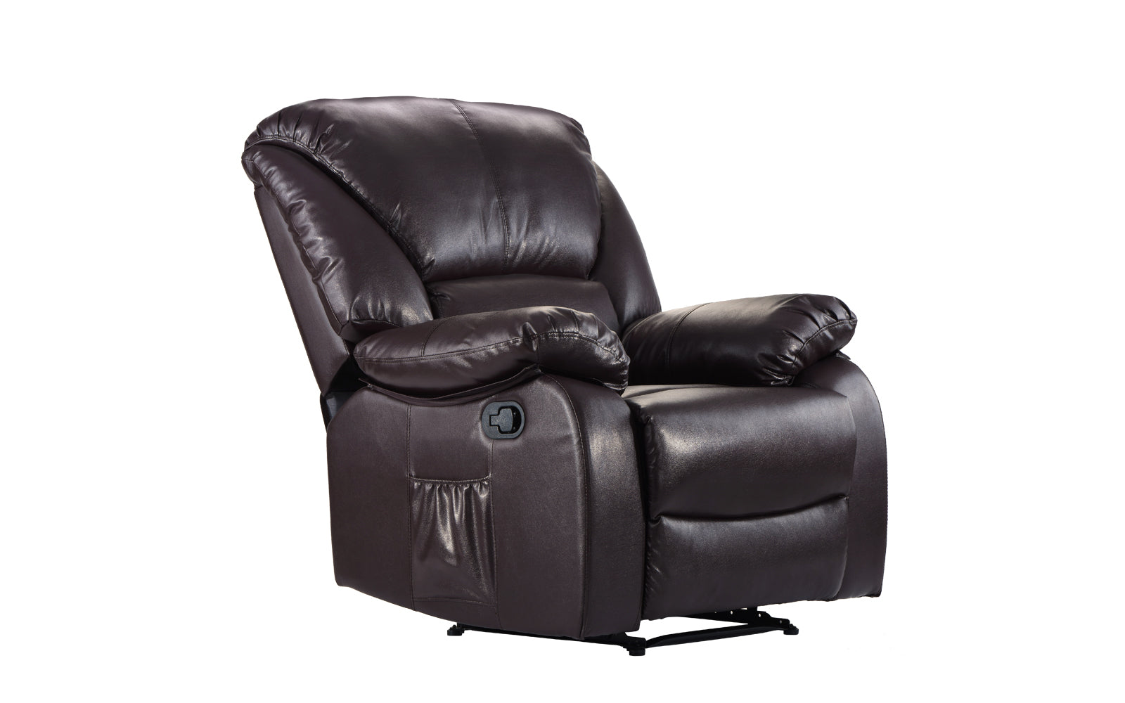 ... Bach Full Body Massage Recliner Chair Side Shot ...