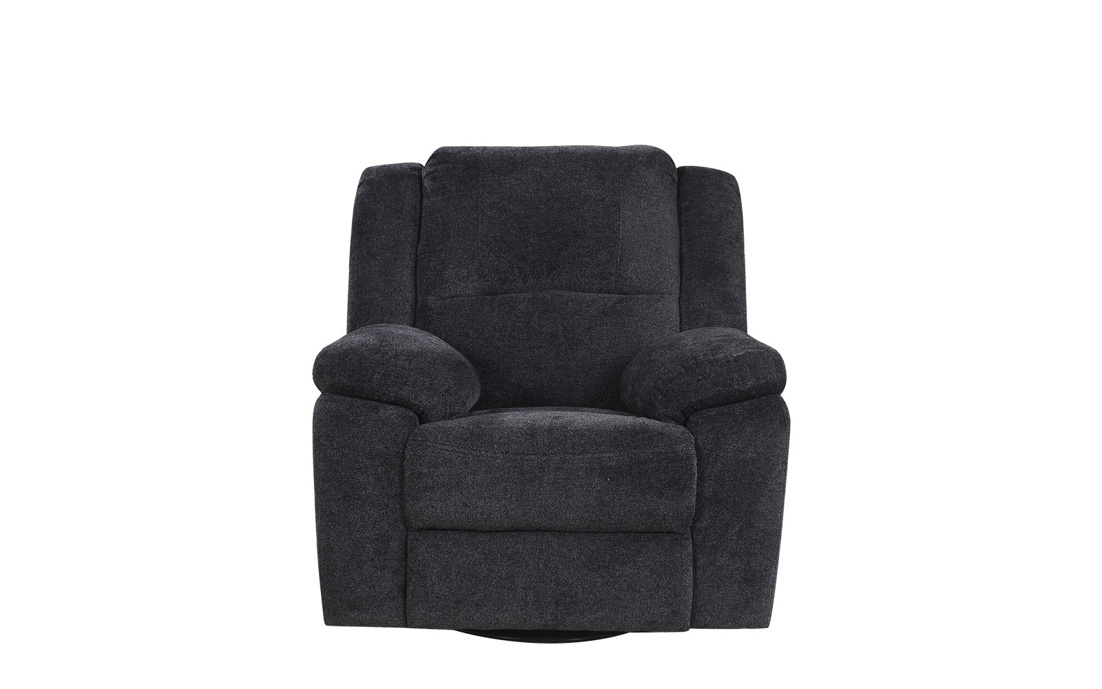 ... Asturias Traditional Classic Microfiber Rocker and Swivel Recliner Chair Dark Grey ...  sc 1 st  Sofamania & Asturias Traditional Classic Microfiber Rocker and Swivel Recliner ... islam-shia.org