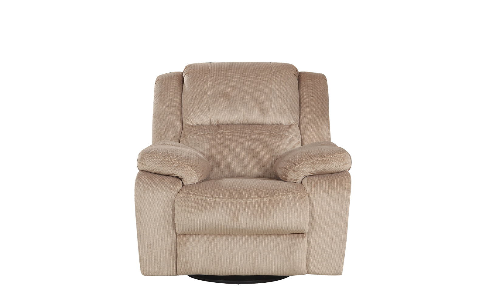 ... Asturias Traditional Classic Microfiber Rocker and Swivel Recliner Chair Beige ...  sc 1 st  Sofamania & Asturias Microfiber Rocking Swivel Recliner Chair | Sofamania.com